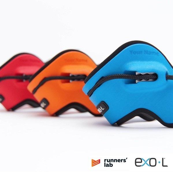 EXO-L enkelbrace 3D scan en print